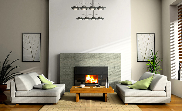 A look of Interior Designing work done for Winter Season