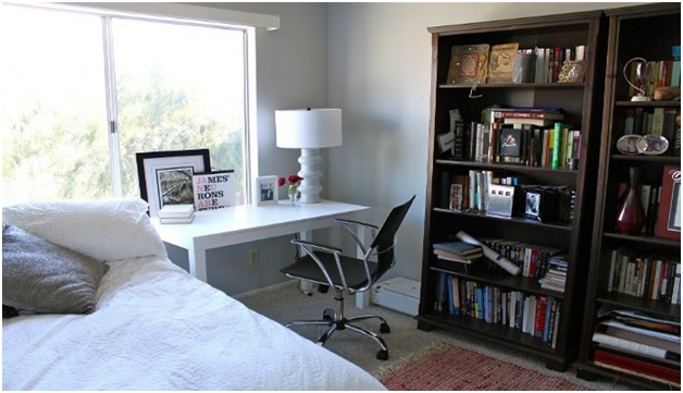Important Designing Tips For Your Home Office Cum Guest Room