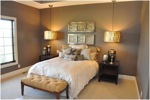 Use of Pendant Lights in Bed Room Interiors - Shruti Sodhi interior Designs
