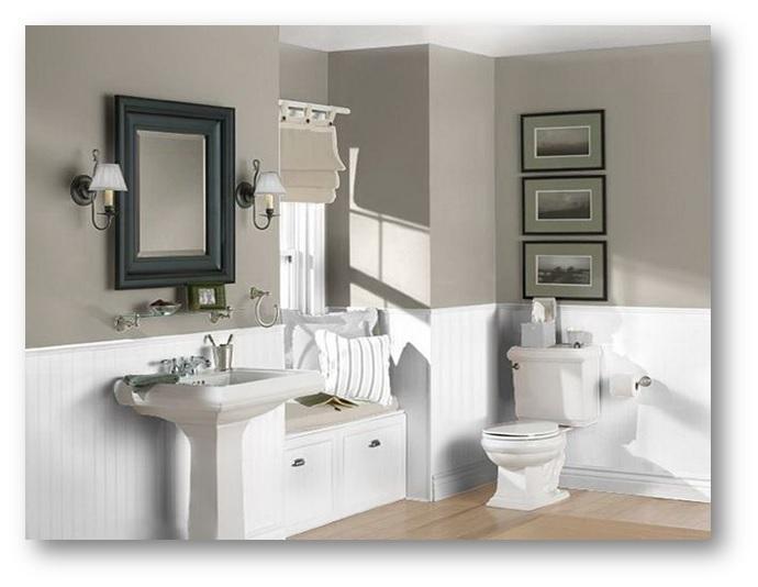 Grey Colour Bathroom Interiors - Shruti Sodhi Interior Designs