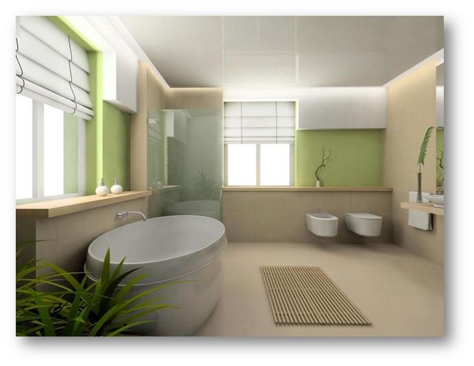 Pastel Colour Bathroom Interiors - Shruti Sodhi Interior Designs