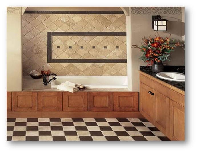 Modern Bathroom Interiors with textured designs - Shruti Sodhi Interior Designs