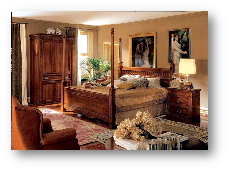 Bed made up of Wood is recommended by Vastu - SSID