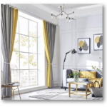 How Curtains can Enhance the Interior View of Your Home or Office?