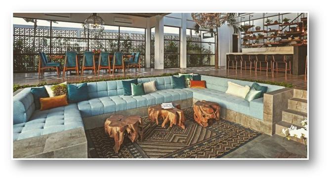Sunken living rooms - SSID