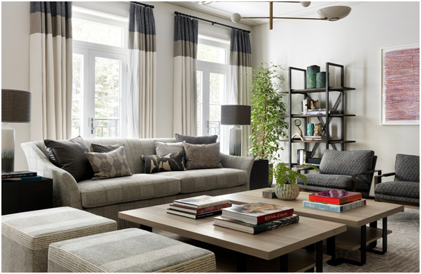 Neutral-toned furniture - Furniture Colour Trends 2021 by SSID