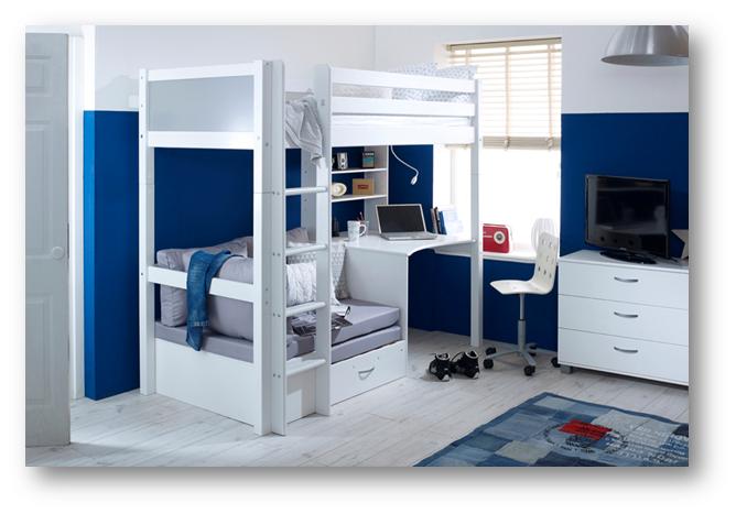 Interior decoration with multipurpose furniture - SSID