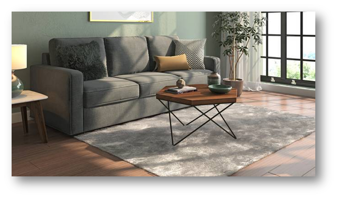 Hexagonal modern coffee tables - SSID