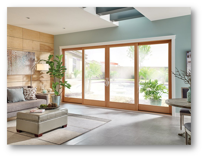Sliding glass doors - the another most opted contemporary door designs of modern days - SSID