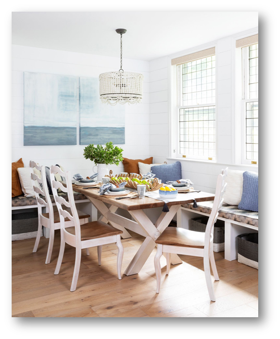 Energy efficient dining room - SSID
