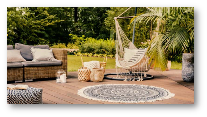 Swing hyped outdoor furniture - SSID