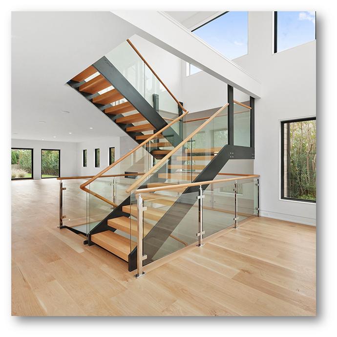 Glass Balustrade - SSID